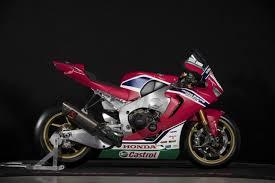 superbike honda honda racing unveil 2018 bsb livery the checkered flag
