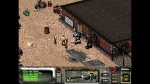 Fallout 2 Map by Fallout 2 Review Youtube