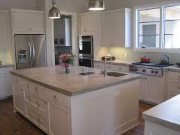 kitchen island counters best 25 concrete kitchen countertops ideas on pinterest inside