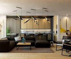 Home Design Interior Hall Wooden Interior Design