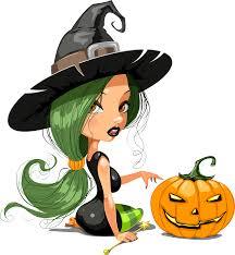 tubes hallowen brujas pinterest