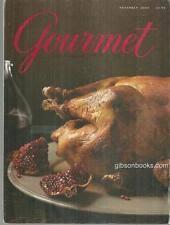 thanksgiving gourmet ebay