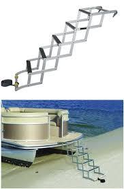 pontoon beach ladder 5 or 7 step
