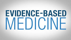 evidence based medicine an history