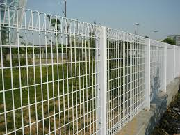 decorative wire fencing backyard fence ideas outdoor