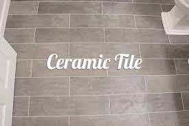 Bathroom Floor Wonderful Ceramic Tiles Bathroom L Inside Design