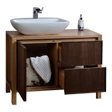 espresso finish 60 inch single wood bathroom vanity by bellaterra