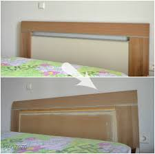 Fix Bed Frame Tired Of Your Bed How About An Easy Makeover Bisozozo