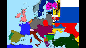 World War One Map by What If The Central Powers Won World War 1 Youtube