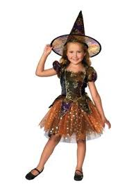 Toddler Girls Halloween Costumes Toddler Girls Light Sparkle Witch Costume Party Crafts