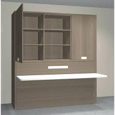 armoire bureau intégré armoire bureau integre armoire lit simple escamotable 1 personne
