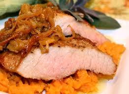 spanish thanksgiving food pan seared spanish iberico pork secreto secret kitchen encounters