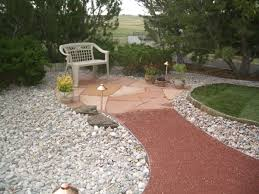 Backyard Sitting Area Ideas Cheyenne Landscaping And Wyoming Landscaping Company Capital City
