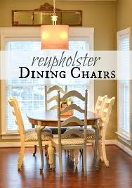 Recovering Dining Chairs Reupholster Dining Room Chairs Recovering Dining Room Chairs