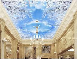 3d wall murals wallpaper for walls 3 d ceiling murals wallpaper 3d wall murals wallpaper for walls 3 d ceiling murals wallpaper custom photo mural snow blue sky white clouds pigeons decoration painting wallpaper high