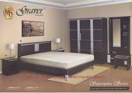 Ranjang Procella kamar set murah paket kamar tidur bed room set murah harga promo