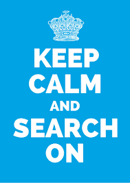 Keep Calm Memes - keep calm and search on executive search meme