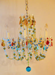 Colored Chandelier Chandeliers With Color Crystals Images Home Ideas