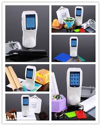 spectrophotometer car paint color tester with color matching