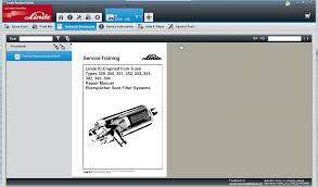 linde service guide 2015 12 for 4 63 2016 version mercedes benz