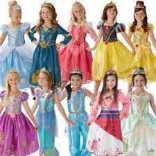 kids costumes storyteller fancy dress disney princess book day week childs