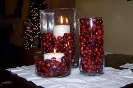 are ornament centerpieces a fall wedding no no