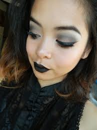 mary u0027s wonderlands halloween inspired crow inspired makeup tutorial
