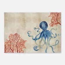 Octopus Comforter Set Octopus Bedding Cafepress