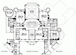 mansion floor plans castle archival designs luxury castle house plan balmoral castle house