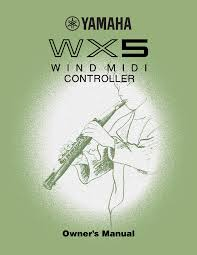 yamaha manuals download yamaha wx5 owner u0027s manual for free manualagent