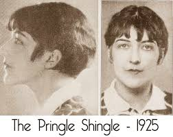 shingle haircut the 1920s also known as the roaring iconic 1920s hairstyle the pringle shingle glamourdaze
