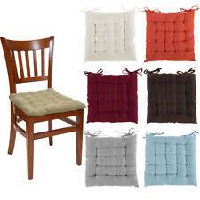 kitchen chair cushions ebay