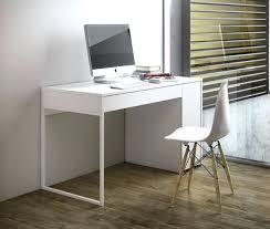 White Modern Desks Modern Desks White Modern Study Desk White Germania Oslo Modern
