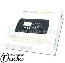 radio pour cuisine radio pour cuisine digital radio bathroom premium dab built in radio