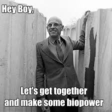 Hey Boy Meme - fun with foucault thinking in the open