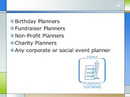 wedding planning software online event management software for event and wedding planners