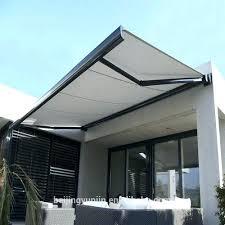 diy retractable awning u2013 simplir me