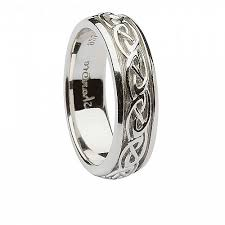 what is a knot ring women s silver celtic knot ring celtic rings ltd