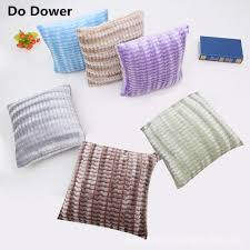 Cargo Furniture Cushion Covers Online Get Cheap Striped Velvet Fabric Aliexpress Com Alibaba Group