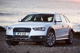 audi a4 allroad 2009 car review honest john
