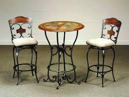 Mosaic Bistro Table Symbolic Iconoclastic Home Style Bistro Table Jmlfoundation S Home