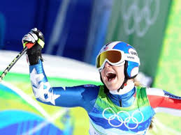 """"""" Novela"""" Lindsey tem outro capítulo neste sábado, no slalom ..."""