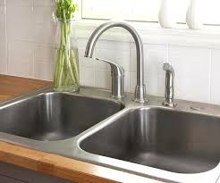 lowes kitchen sink faucet combo kitchen sink faucet roaminpizzeria com