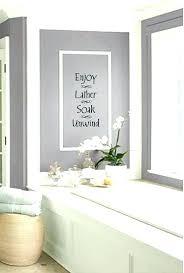 ideas to decorate bathroom walls bathroom wall paint bathroom wall colors bathrooms with grey walls