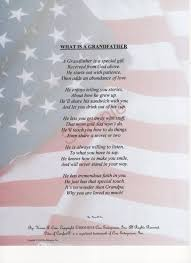 grandfather s five stanza what is a grandfather poem shown on