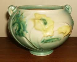 Roseville Vases Ebay 120 Best Roseville Vases Images On Pinterest Roseville Pottery