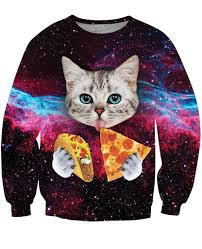 cat sweater cat crewneck sweatshirt