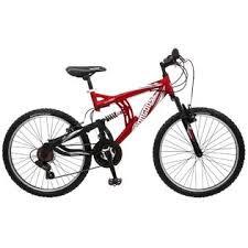 Mongoose Comfort Bikes 24 Inch Boy U0027s Bike Bmx Style And Comfort At Kmart