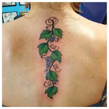 41 exotic grape tattoo ideas to celebrate life and tattoo art in