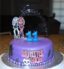 Monster High Bedroom Decorating Ideas Monster High Decorations In Blue For The Eleventh Birthday And A